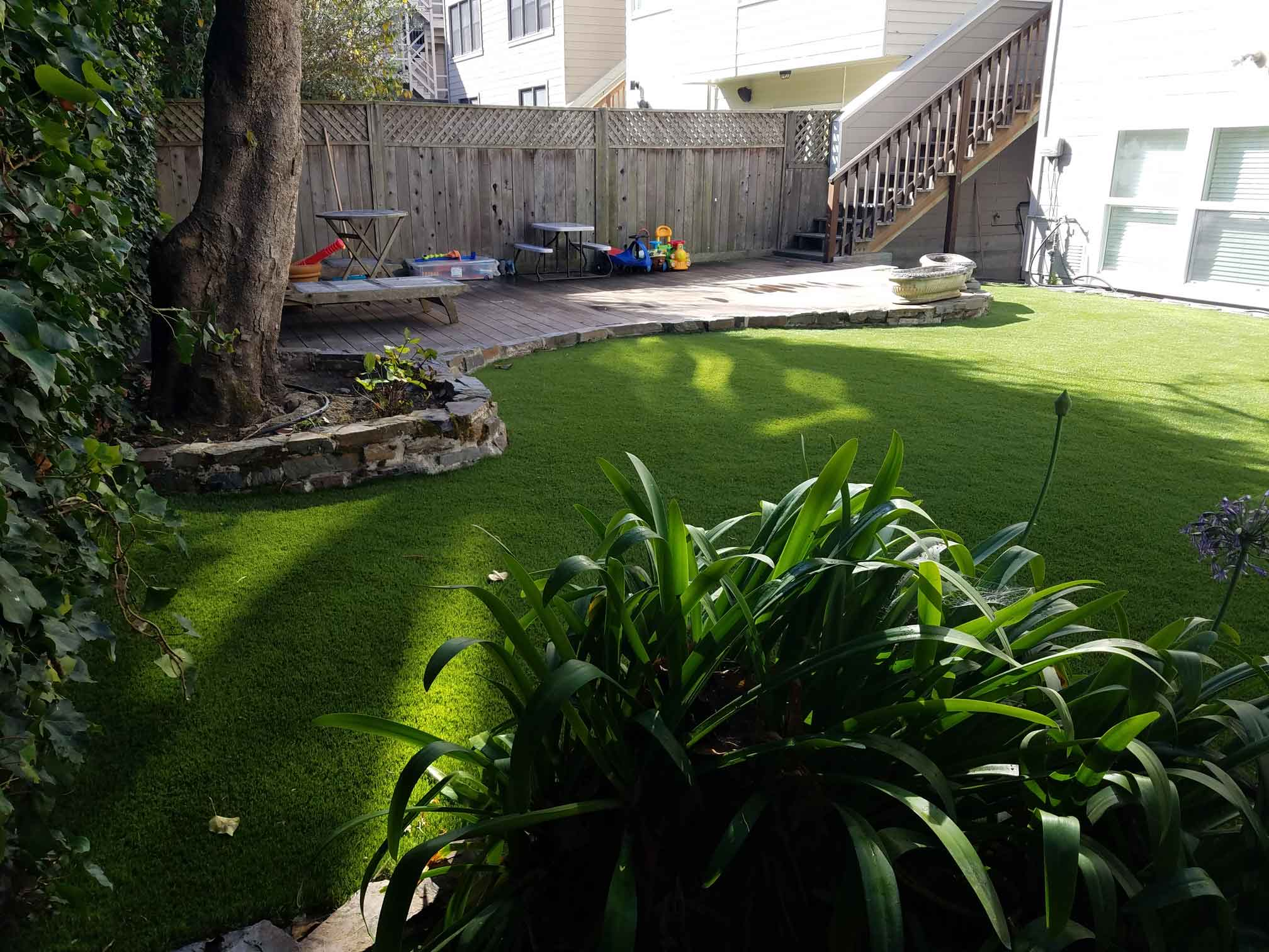 synlawn bay area foster city artificial grass